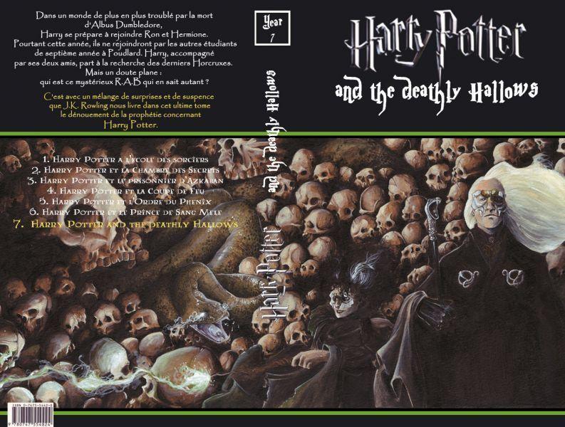 Resume dernier livre harry potter